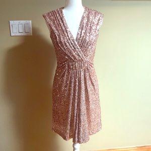 Belle by Badgley Mischka sequin dress - worn once
